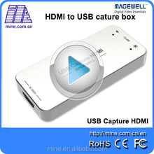 Hdmi Video Device Usb Hd Capture Card For Livestream