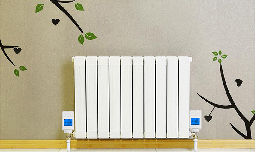 HY10RT Room Heating Function and CE Certificate Heating radiator thermostat for home