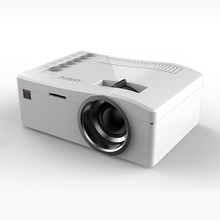 1Chip Manual Focus mini led projector uc18 mini projector with UNIC OS
