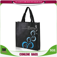 New Products On China Market Christmas Promotion Non Woven Bags