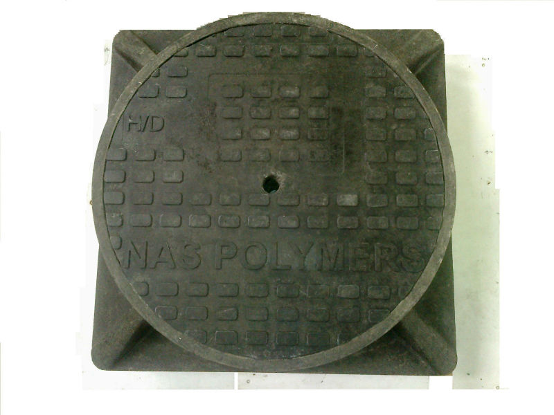 Polymer 2A Cover and Frame 135kn Heavy Duty