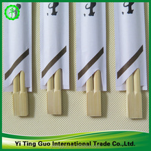 dinnerware dispoable bamboo chopsticks 4.8mm