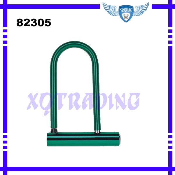 Hot-sale safety shackle lock for motorcycle/motorbike/e-bike XQ-JK82305