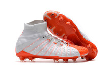 Custom outdoor and indoor football shoes soccer boots