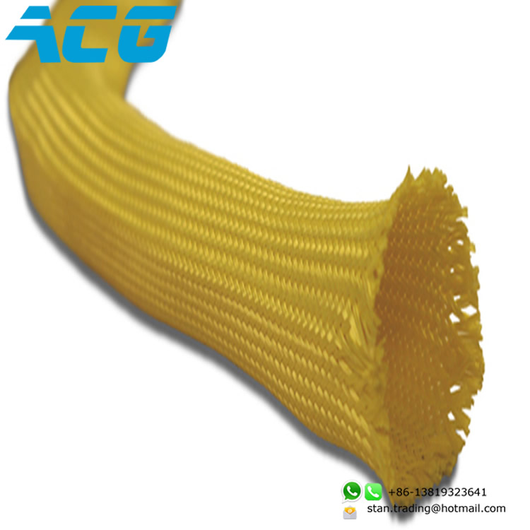 High Strength Kevlar Sleeve aramid sleeve for insulation