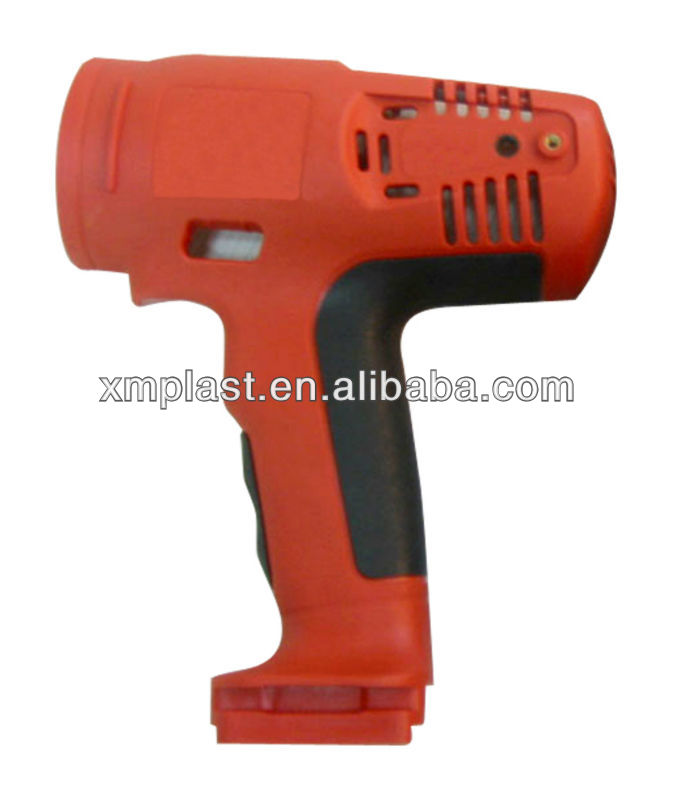 electric power tool two-color mould