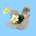 Pigeon Clay Small Ceramic Flower Pots Wholesale