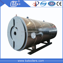 YQW Gas Fuel Thermal Oil Boiler supplied with All Auxiliary Machines including Burners, Air Pre-heaters, etc
