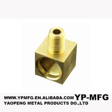 Precision Machinery Machining 3D Printer Accessories Brass fitting,Brass CNC Turning Mechanical Parts