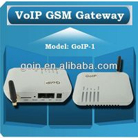 Providing 1 port GSM VoIP Gateway,gateway laptop cases,GoIP 1