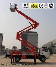 supply brand new 22m vehicle mounted boom lift truck mounted boom lift for hot sale