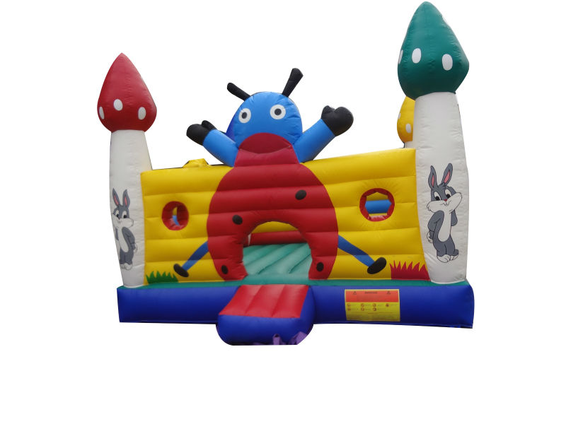 inflatable jumping bouncer, bounce houses, inflatable castles art panels for bouncer using