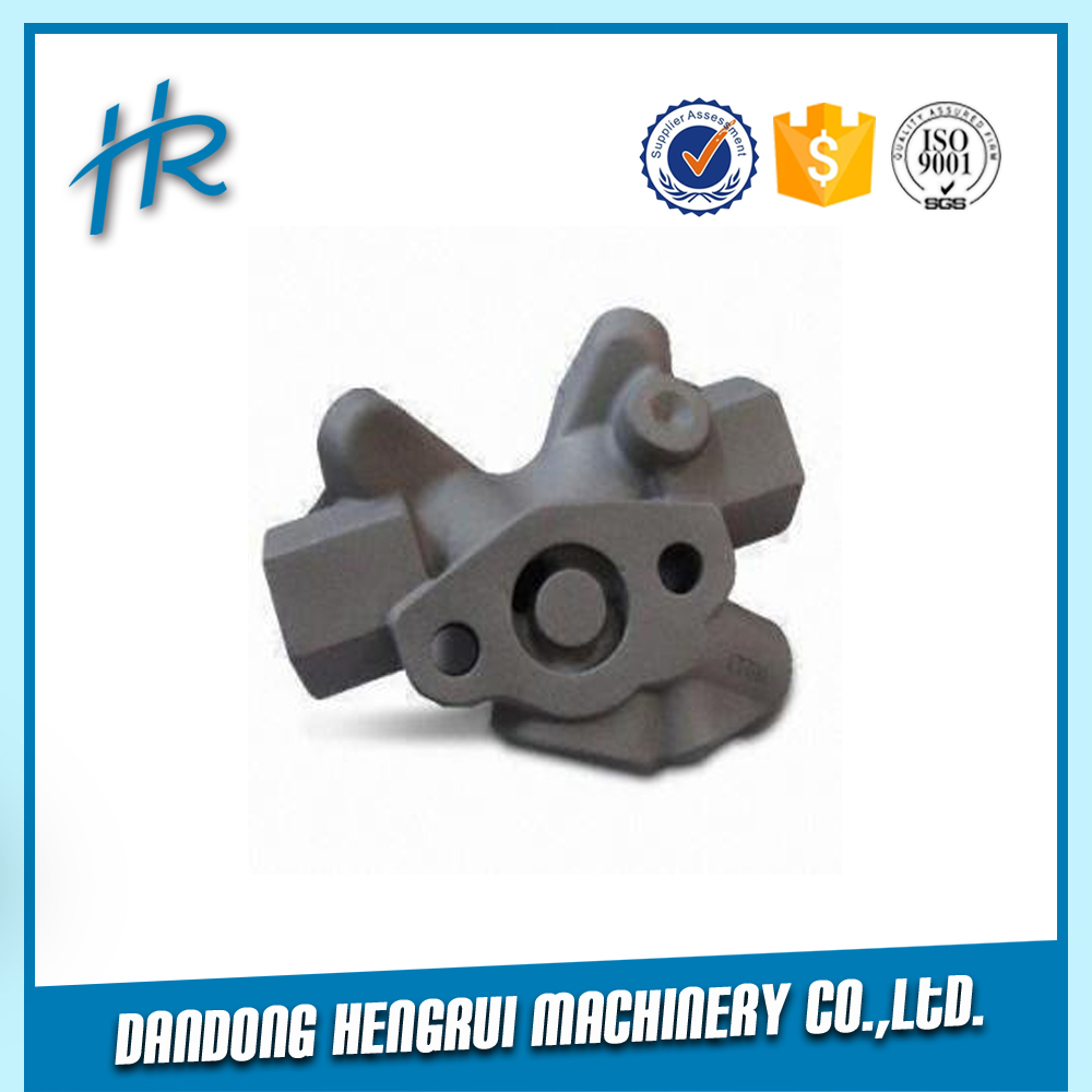Foundry Custom Made Precision GG20 Grey Iron Casting With Low Price