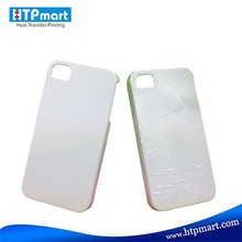 shenzhen factory 3d printing cartoon polymer phone case for iphone4/4s