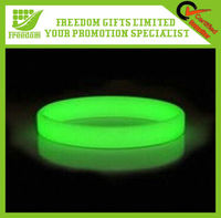 Glow In Dark Silicone Bands Multi-Color Rubber Bands