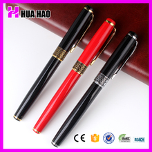 Stationery wholesale metal fountain pen roller pen for business gift