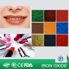 LGB cosmetic grade iron oxide pigments powder for makeup products