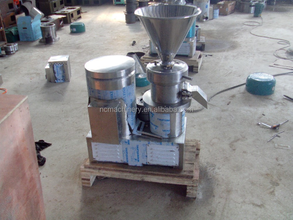 High quality food sanitary stainless steel fruit paste milling machine