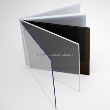 3mm virgin clear acrylic sheet transparent plexi glass sheet pmma sheet