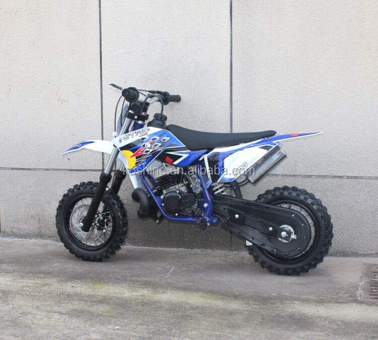 pit bike 50cc gasoline dirt bike