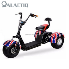 China Wholesale Websites Customized halley Standing Electric Scooter three wheel electric scooter