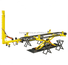 AODOTOP AD-900 auto body repair machine-- frame rack with Chain, Hook, Clamp For Auto Repair