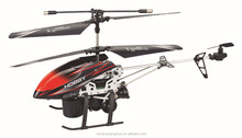 New 007 spy outdoor 2.4Ghz 2 CH 4 axis LCD alloy structure long range rc helicopter