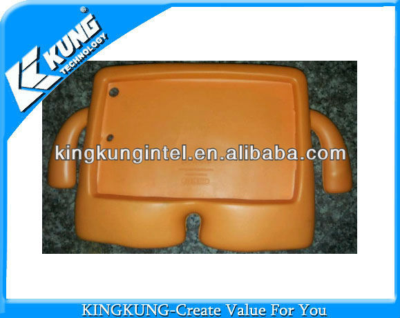 Unusual hot selling fashion advanced EVA ipad case mould with unique structure