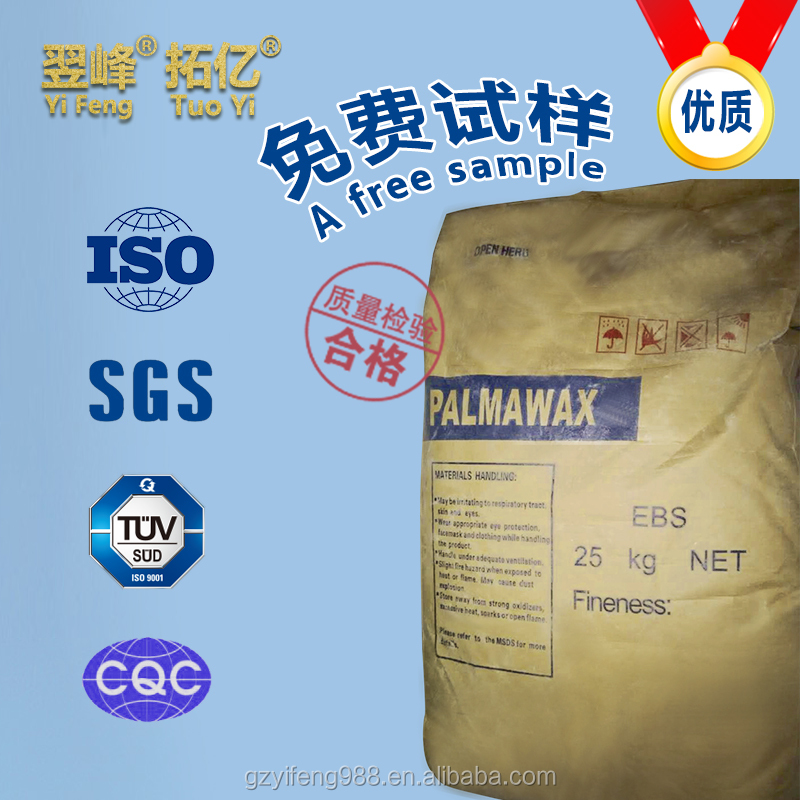 Manufacturers supply EBS pigment dispersant