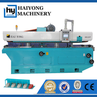 wood veneer slicing machine