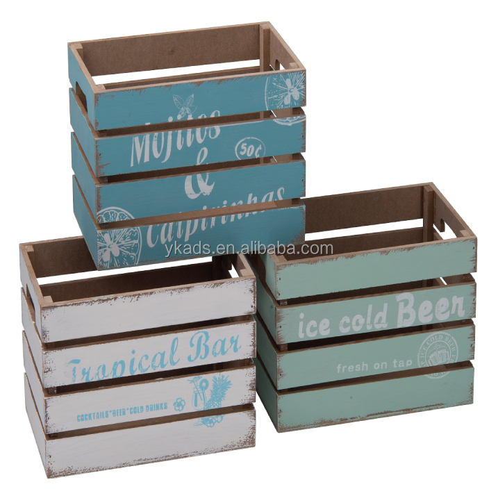 Durable wooden wine crates for sale canada