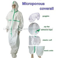 Personal protective equipment category 3 Disposable coverall