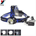 Headlamp Waterproof Zoomable 1000 Lumen XML T6 Powerful Bicycle Headlamp