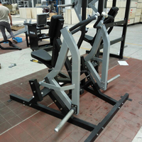 Life Fitness Equipment Iso Lateral Row