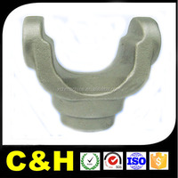 steel zinc casting truck body accessory lock hinge casting parts