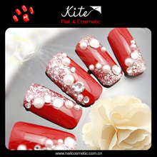 Nail art french manicure /acrylic nail tips suppliers