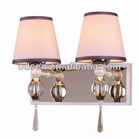 hotel romantic bedroom wall decorations light wall corner lamp
