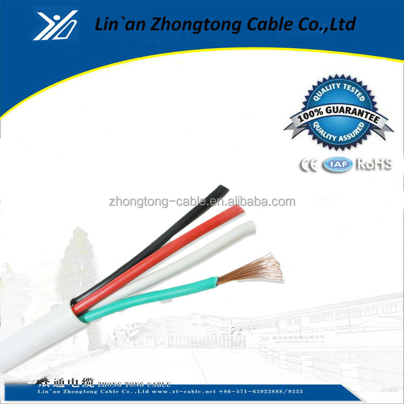 Speaker cable 4 core