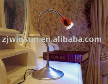 Flexible LED table light