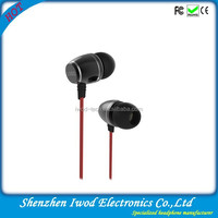 Hot in dubai 8mm driver earphone player use high quality custom headphones earbuds for nokia