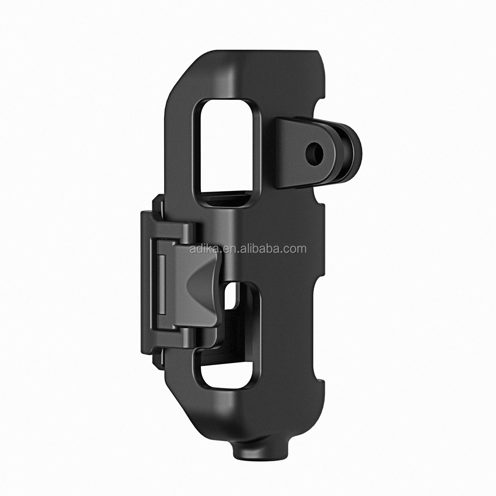Multifunction Tripod Mount Stand DJI OSMO Pocket, OSMO Pocket Protective Cover Bracket for Handlebars, Helmets, Backpack Mount