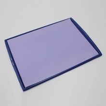 Airline non-slip paper tray mat