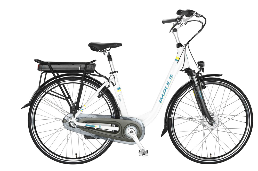Hot Sale Cheap 700C Front Motor 36V 250W City Electric Bike For Woman EN15194 Approved