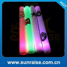 led skull 3 model flash light foam stick