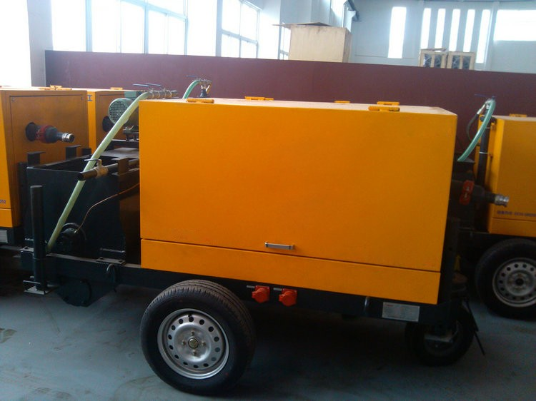 New Arrival High Grade portable Mobile automatic foaming machine with competitive price