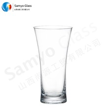 samyo wholesale long stem clear martini glass vase