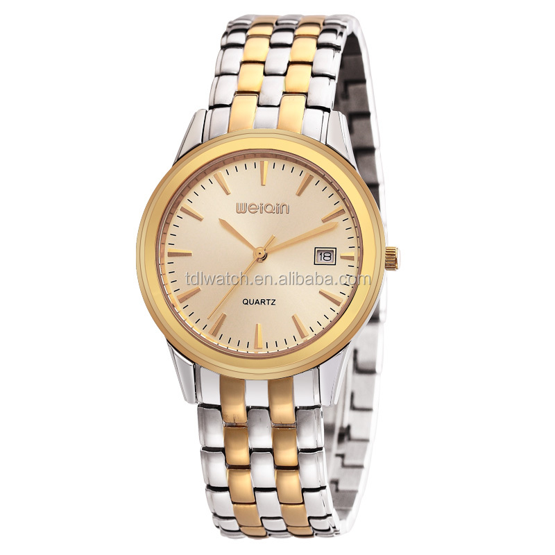 WEIQIN W23005 lady watch,man watch stainless steel