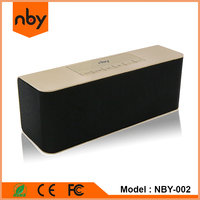 rechargeable powerful super bass wireless bluetooth speaker with subwoofer