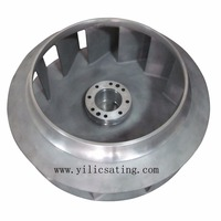 Mineral And Metallurgy Casting Blower Aluminum