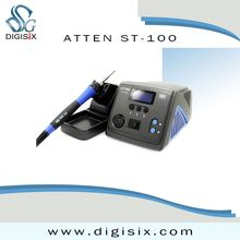 ATTEN ST-100 can adjust the temperature of the welding table silver alloy conductive material iron head electric iron